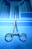 Surgical forcep Royalty Free Stock Photo
