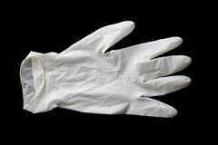 Surgical Glove Stock Photo