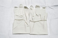 Surgical gloves Stock Image
