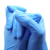 Surgical gloves Stock Photos