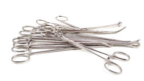 Surgical instrument Stock Photo