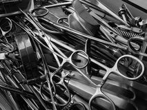Free Surgical Instruments Stock Photography - 25465262