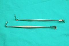 Surgical instruments Stock Image