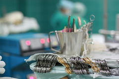 Surgical instruments Stock Photos