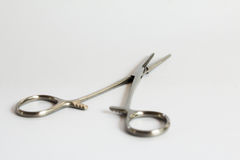 Surgical instruments and tools including Royalty Free Stock Images
