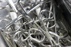 Surgical Instruments royalty free stock image