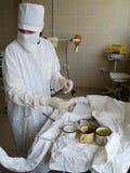 Surgical nurse Stock Photos