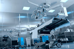 Surgical operating room Stock Images