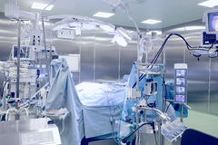 Surgical operating room Stock Photography