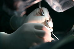Surgical Operation Royalty Free Stock Photography