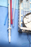 Surgical Supplies Royalty Free Stock Photos