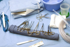 Surgical Table Stock Photos