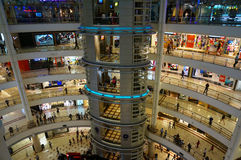 Suria KLCC - покупки Куалаа-Лумпур Стоковое фото RF