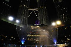 Suria KLCC Kuala Lumpur Malaysia photographie stock libre de droits