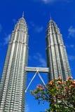Suria KLCC Petronas tvillingbröder - 010 Royaltyfri Fotografi