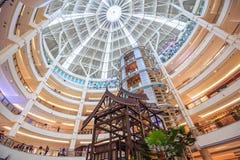 Suria KLCC shopping center stock photography