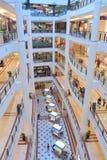 SURIA KLCC Shopping Mall Kuala Lumpur. SURIA KLCC in Kuala Lumpur Malaysia Stock Images