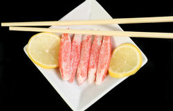 Surimi Royalty Free Stock Photo