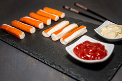 Surimi Royalty Free Stock Photography