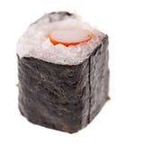 Surimi maki sushi Stock Image