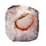 Surimi maki sushi top Stock Photography