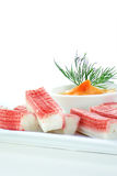 Surimi Ocean Sticks II Stock Photo