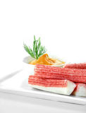 Surimi Ocean Sticks V Stock Photography