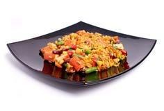 Surimi rice Royalty Free Stock Photography