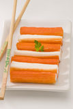 Surimi sticks Stock Photo