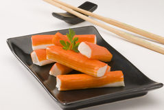 Surimi sticks Stock Photos