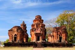 surin寺庙泰国 免版税库存图片
