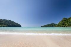 Surin ö, Thailand Royaltyfria Bilder