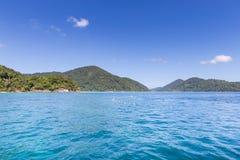 Surin ö, Thailand fotografering för bildbyråer