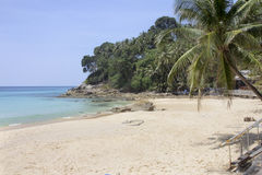Surin beach-2 Stock Photography