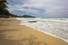 Surin beach Royalty Free Stock Images