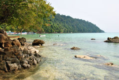 Surin island national park Stock Image