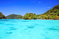 Surin Island national park Thailand Stock Photos