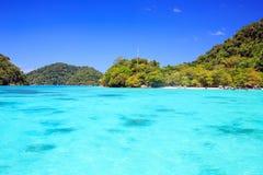 Surin Island national park Thailand Stock Photos