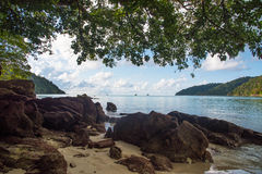 Surin Island, Phang Nga, Stock Images