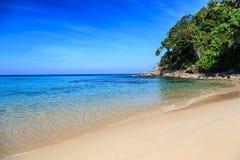 Surin plaża, Phuket, Tajlandia Obrazy Royalty Free