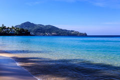 Surin plaża, Phuket, Tajlandia Obrazy Stock