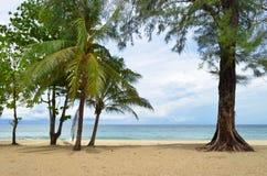 Surin-Strand in Phuket Lizenzfreie Stockbilder