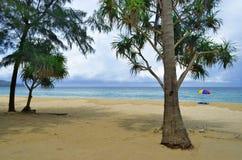 Surin-Strand in Phuket Lizenzfreie Stockfotografie