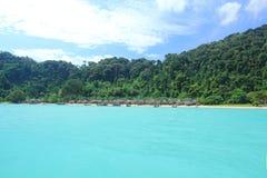 Surin Wyspa Fotografia Stock