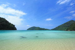Surin Wyspa Zdjęcie Stock