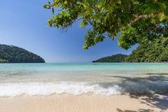 Surin wyspa, Tajlandia Obrazy Stock