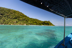 Surin wyspa, Tajlandia Fotografia Stock