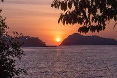 Surin wyspa, Tajlandia Zdjęcie Royalty Free