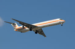 Surinam Airways passenger jet Royalty Free Stock Photography