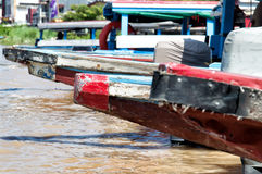Suriname Boats Detail Stock Photo
